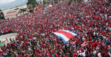 Costa Rica in the World Cup Brazil 2014