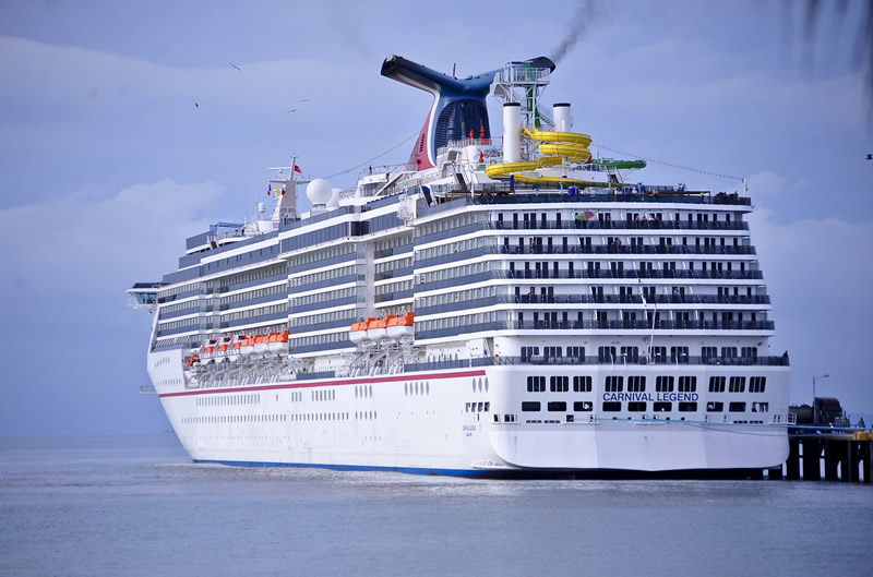 Cruise Season Starts in Puntarenas