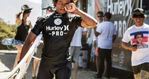 Carlos Munoz Is Ready for Hurley Pro