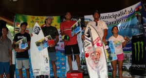Torres, McGonagle Win Billabong Fest in Costa Rica