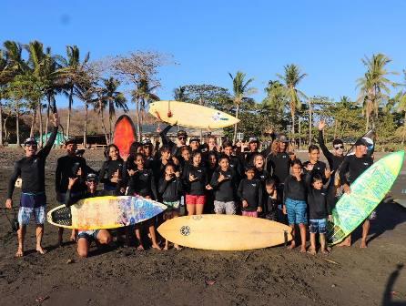 Surf report April - Tamarindo Costa Rica News information